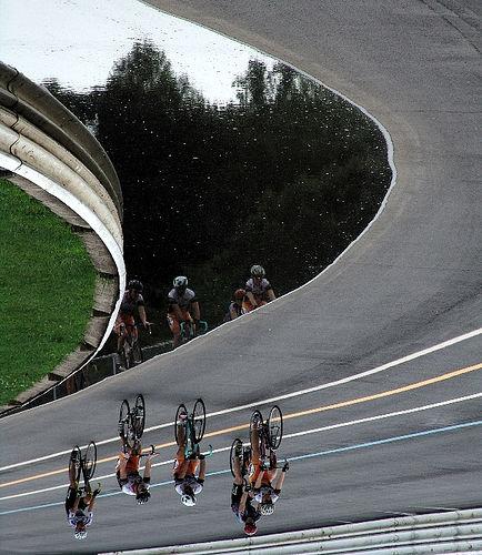 mobius strip racing